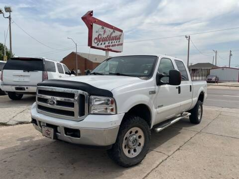2005 Ford F-250 Super Duty for sale at Southwest Car Sales in Oklahoma City OK