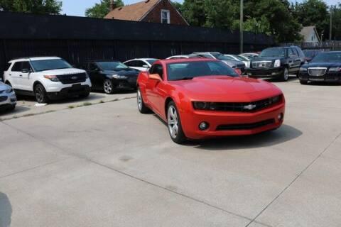 2010 Chevrolet Camaro for sale at F & M AUTO SALES in Detroit MI