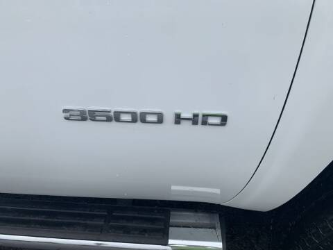 2012 Chevrolet Silverado 3500HD for sale at Hawkins Motors Sales in Hillsdale MI