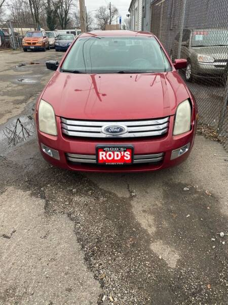 2006 Ford Fusion for sale at Rod's Automotive in Cincinnati OH