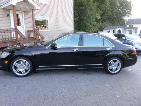 2013 Mercedes-Benz S-Class for sale at AUTO CONNECTION LLC in Springfield VT