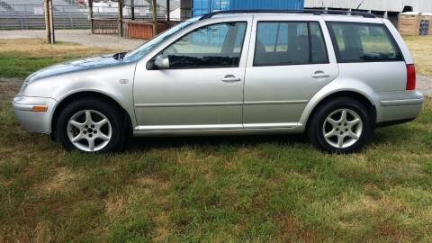2003 Volkswagen Jetta for sale at Rustys Auto Sales - Rusty's Auto Sales in Platte City MO