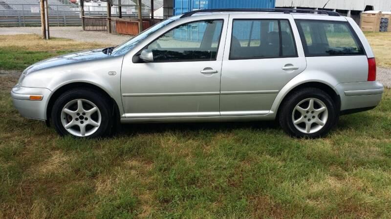 2003 Volkswagen Jetta for sale at Rustys Auto Sales - Rusty's Auto Sales in Platte City MO
