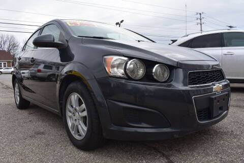 2015 Chevrolet Sonic for sale at Imperial Auto Sales in Indianapolis IN