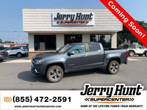 2015 Chevrolet Colorado for sale at Jerry Hunt Supercenter in Lexington NC