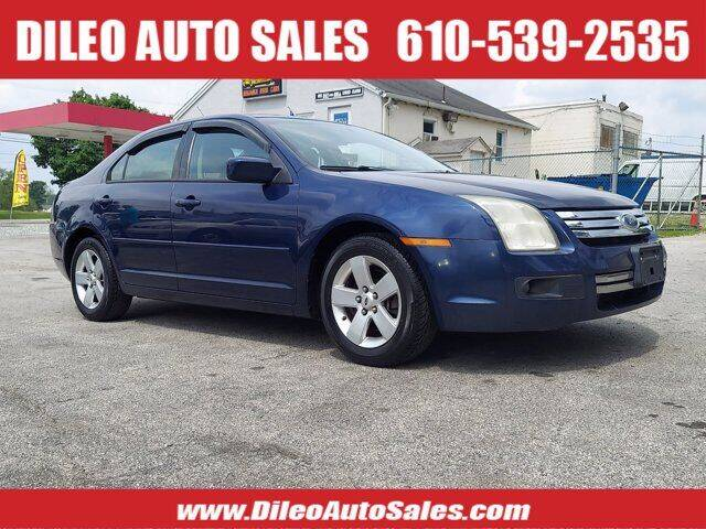 2007 Ford Fusion for sale at Dileo Auto Sales in Norristown PA