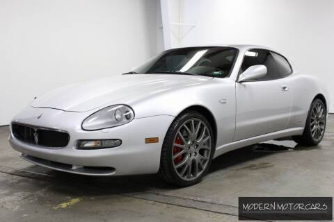 2002 Maserati Coupe for sale at Modern Motorcars in Nixa MO