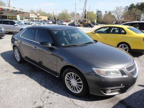 2011 Saab 9-5 for sale at HAPPY TRAILS AUTO SALES LLC in Taylors SC