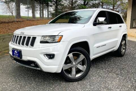 2015 Jeep Grand Cherokee for sale at TRUST AUTO in Sykesville MD