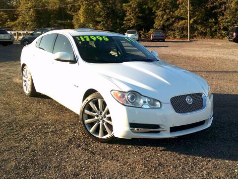2011 Jaguar XF for sale at Let's Go Auto Of Columbia in West Columbia SC
