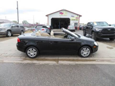 2009 Volkswagen Eos for sale at Jefferson St Motors in Waterloo IA