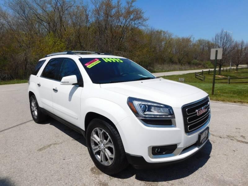 2015 GMC Acadia for sale at Lot 31 Auto Sales in Kenosha WI