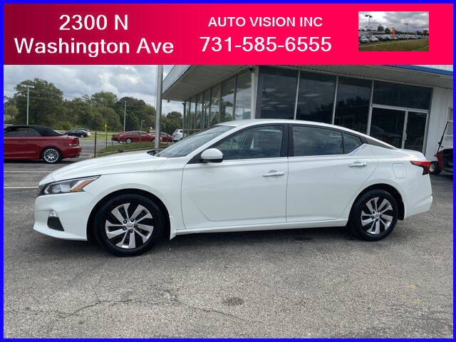 2019 Nissan Altima for sale at Auto Vision Inc. in Brownsville TN
