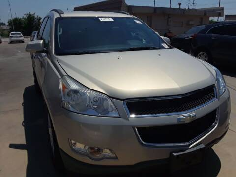 2012 Chevrolet Traverse for sale at Auto Haus Imports in Grand Prairie TX