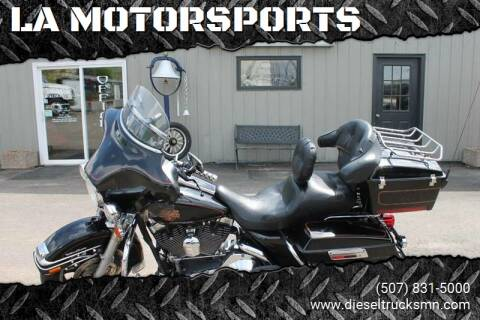 2001 Harley-Davidson Electra Glide for sale at LA MOTORSPORTS in Windom MN