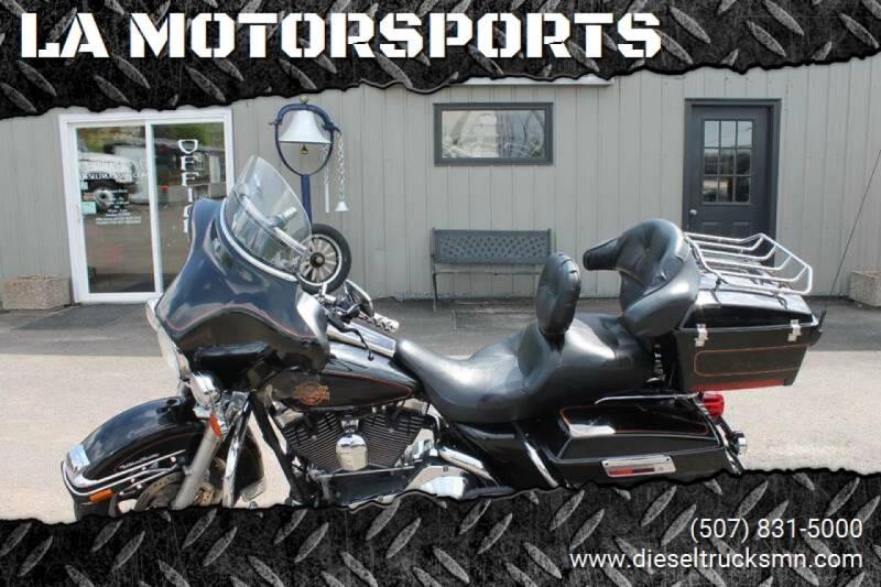2001 Harley-Davidson Electra Glide for sale at LA MOTORSPORTS in Windom MN