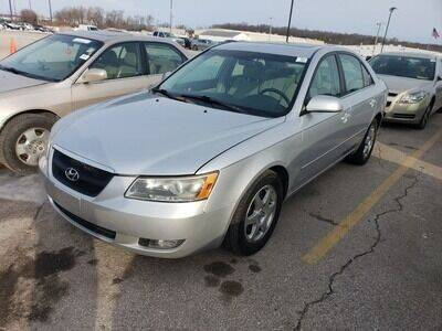 2006 Hyundai Sonata for sale at JDL Automotive and Detailing in Plymouth WI