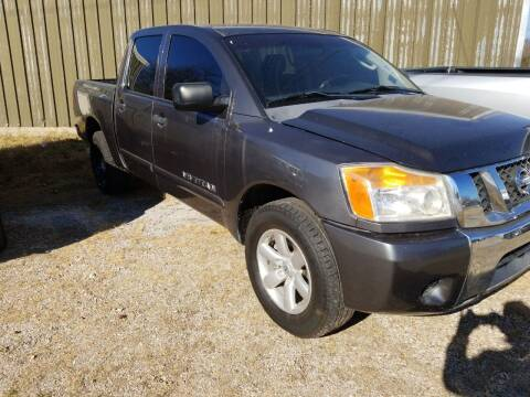 2009 Nissan Titan for sale at Empire Auto Remarketing in Shawnee OK