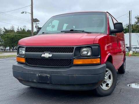 2004 Chevrolet Express Cargo for sale at MAGIC AUTO SALES in Little Ferry NJ