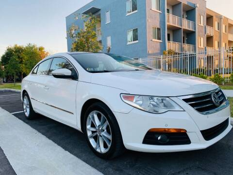 2010 Volkswagen CC for sale at LA Motors Miami in Miami FL