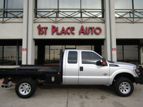2015 Ford F-350 Super Duty for sale at First Place Auto Ctr Inc in Watauga TX