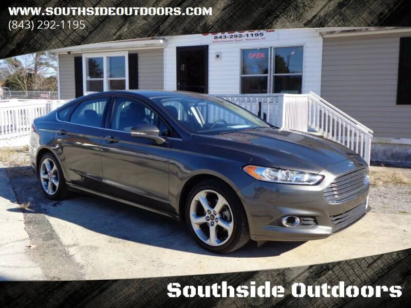2016 Ford Fusion for sale at Southside Outdoors in Turbeville SC