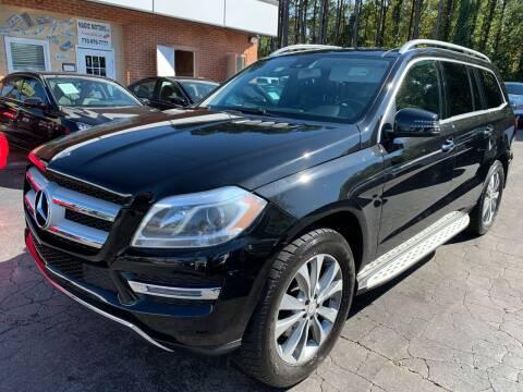 2014 Mercedes-Benz GL-Class for sale at Magic Motors Inc. in Snellville GA
