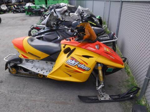 2003 Ski-Doo MXZ 800