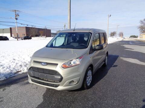 2016 Ford Transit Connect Wagon for sale at Rt. 73 AutoMall in Palmyra NJ