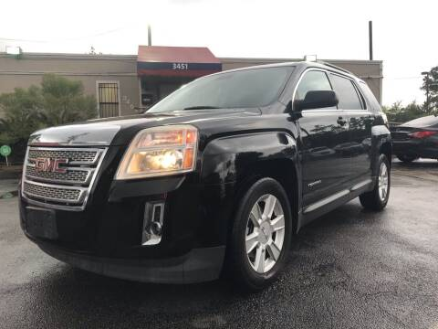 2012 GMC Terrain for sale at Saipan Auto Sales in Houston TX