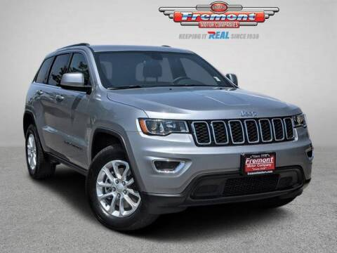 2021 Jeep Grand Cherokee for sale at Rocky Mountain Commercial Trucks in Casper WY