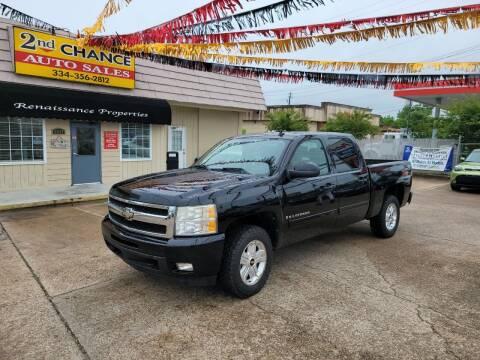 2009 Chevrolet Silverado 1500 for sale at 2nd Chance Auto Sales in Montgomery AL