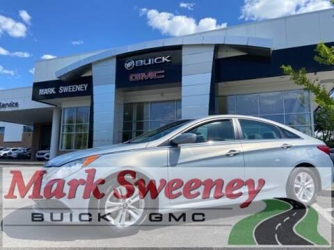 2014 Hyundai Sonata for sale at Mark Sweeney Buick GMC in Cincinnati OH