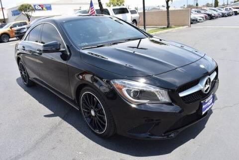 2014 Mercedes-Benz CLA for sale at DIAMOND VALLEY HONDA in Hemet CA