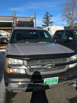 2005 Chevrolet Silverado 1500 for sale at Mascoma Auto INC in Canaan NH