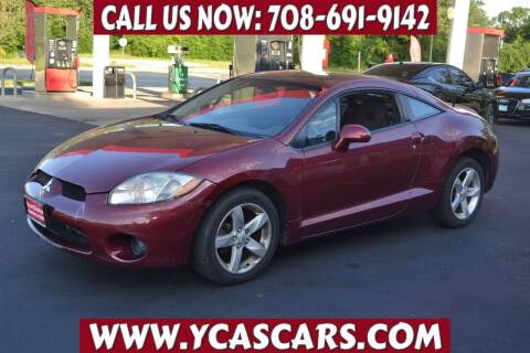 2007 Mitsubishi Eclipse for sale at Your Choice Autos - Crestwood in Crestwood IL