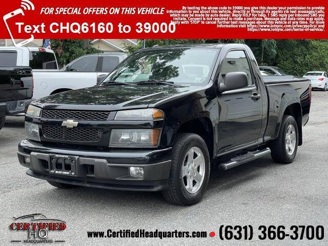 2010 Chevrolet Colorado for sale at CERTIFIED HEADQUARTERS in Saint James NY