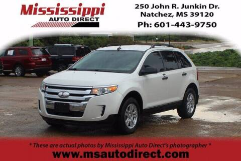 2013 Ford Edge for sale at Auto Group South - Mississippi Auto Direct in Natchez MS