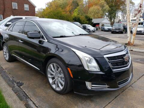 2017 Cadillac XTS for sale at COLONIAL AUTO SALES in North Lima OH