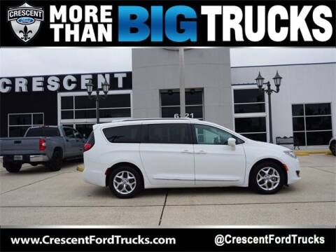 2020 Chrysler Pacifica for sale at Crescent Ford in Harahan LA