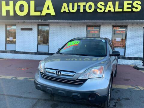 2008 Honda CR-V for sale at HOLA AUTO SALES CHAMBLEE- BUY HERE PAY HERE - in Atlanta GA