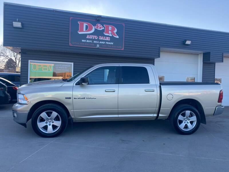 2011 RAM Ram Pickup 1500 for sale at D & R Auto Sales in South Sioux City NE