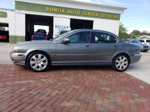 2004 Jaguar X-Type for sale at Bonita Auto Center in Bonita Springs FL