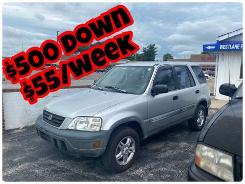 2000 Honda CR-V for sale at Augusta Motors Inc in Indianapolis IN