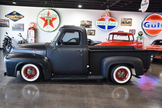 1953 Ford F-100 for sale at Choice Auto & Truck Sales in Payson AZ