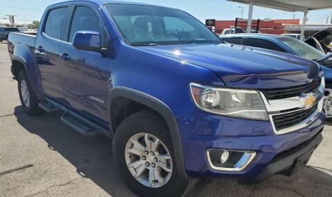 2016 Chevrolet Colorado for sale at AZ Auto and Equipment Sales in Mesa AZ