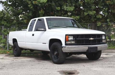 2000 Chevrolet C/K 2500 Series for sale at No 1 Auto Sales in Hollywood FL