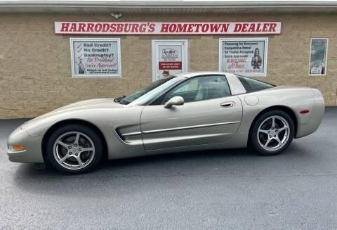 1998 Chevrolet Corvette for sale at Auto Martt, LLC in Harrodsburg KY