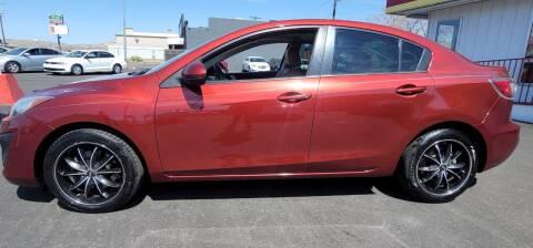 2011 Mazda MAZDA3 for sale at Henry's Autosales, LLC in Reno NV