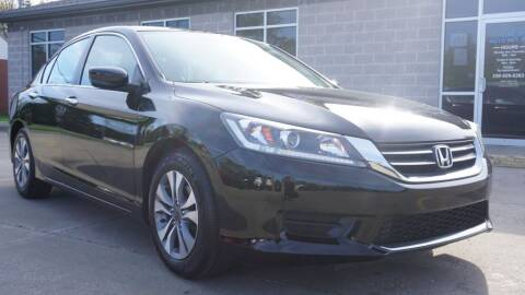 2015 Honda Accord for sale at World Auto Net in Cuyahoga Falls OH
